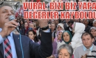 Oktay Vural, Uşak'taki Mitingde Başbakan'ı ve Hükümeti Eleştirdi!