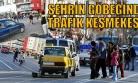 Trafik, Tartışma, Kavga; Hepsi Şehrin En Önemli Kavşağında!