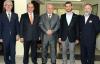TÜMSİAD Yönetimi, Emniyet Müdürü Toprak'ı Makamında Ziyaret Etti