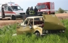 Ulubey Yolu'nda Otomobil Takla Atarak Tarlaya Girdi! 6 Yaralı