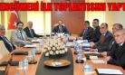 Uşak İl Encümeni, İlk Toplantısını Vali Yavuz Başkanlığında Gerçekleştirdi!