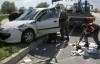 Uşak-İzmir Yolu'nda Trafik Kazası! 3 Yaralı
