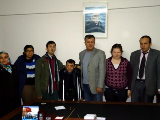 Türk Eğitim-Sen Bünyesinde Engelliler Komisyonu Kuruldu!