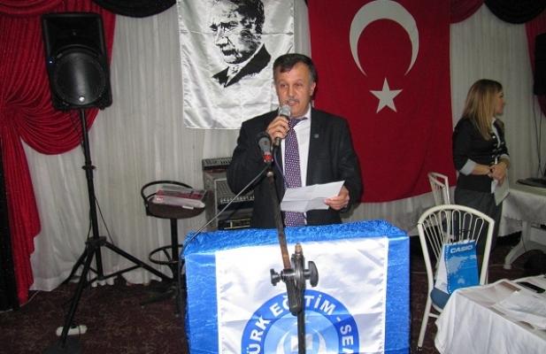 Türk Eğitim Sen Uşak Şubesi Eğitimdeki Sorunlara Çözüm İstedi