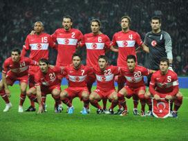 Türkiye A Milli Futbol Takımı, Avusturya ile kendi sahasında karşılaşacak.