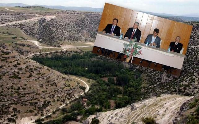 Ulubey Kanyonları Turizme Kazandırılacak