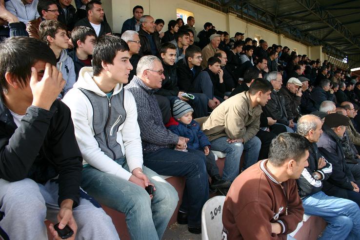 Uşak Belediyespor Isparta Savspor Karşısında Adeta Gol Şov Yaptı..