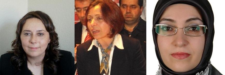 Uşak' ta Kadın Adaylar Seçimi Kazandı..