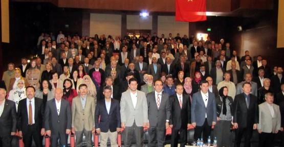 Uşak Ak Parti Siyaset Akademisi Başladı!