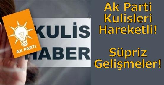 Uşak Ak Parti'de Yürütme Kurulu Depremi!