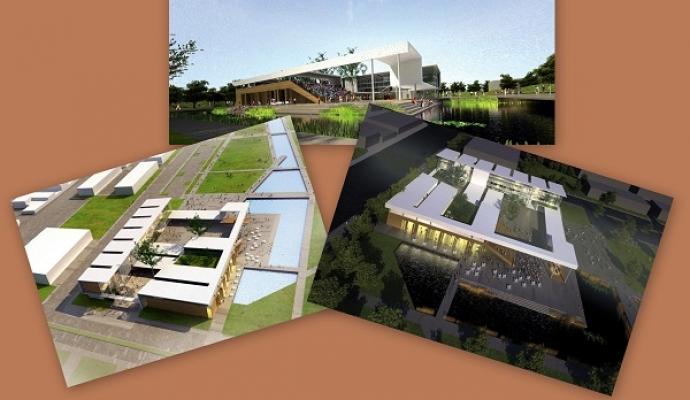 Uşak Belediyesi Hizmet Binasının Yeni Yüzü Belli Oldu