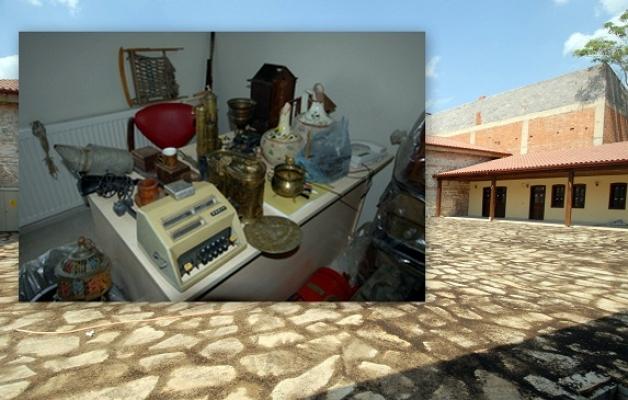 Uşak Belediyesi Kent Tarihi Müzesi İçin Köylere Gidecek!