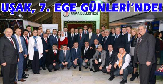 Uşak Değerleri Ankara'da Görücüye Çıktı!
