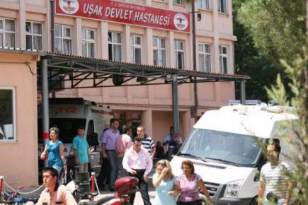 Uşak Devlet Hastanesi'nde Skandallar Zinciri