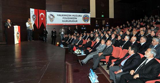 Uşak Kent Güvenlik Danışma Kurulu Toplantısı Yapıldı