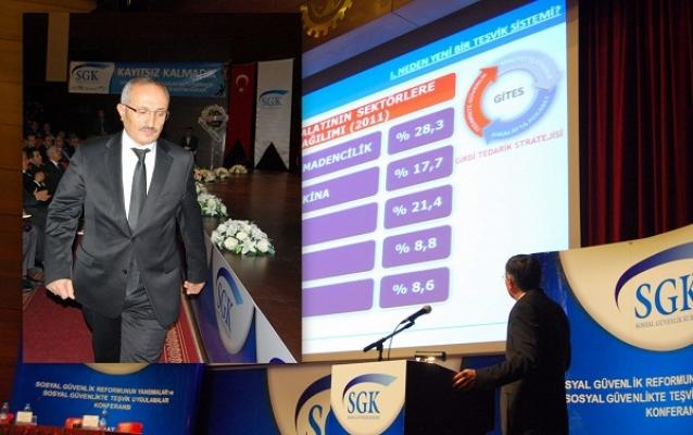 Uşak SGK'nın Sosyal Güvenlikte Teşvik Uygulamaları Konferansı Gerçekleşti!