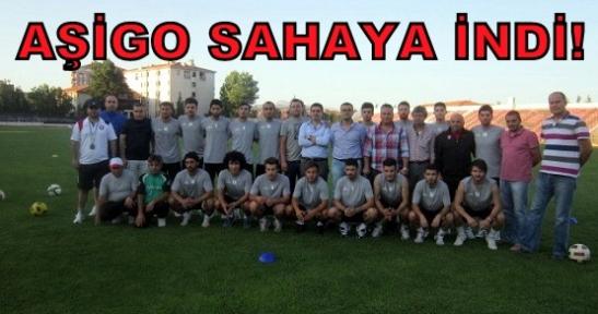 Uşak Sportif Futbolda Start Verdi!