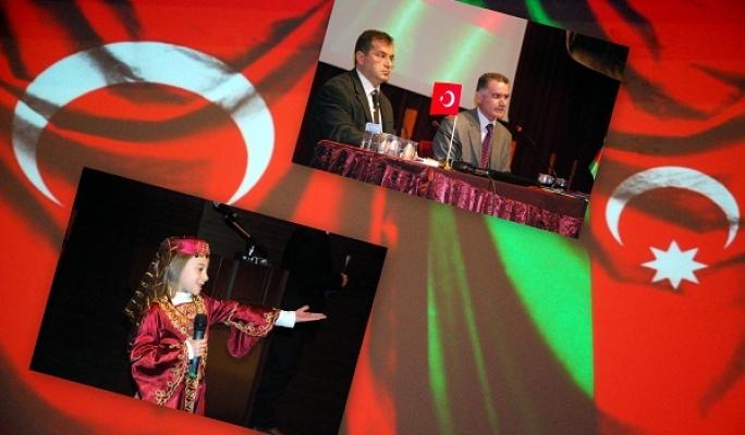 Uşak Ülkü Ocakları'nın Paneline Hocalı'nın Canlı Tanığı Azeri Yazar da Katıldı!