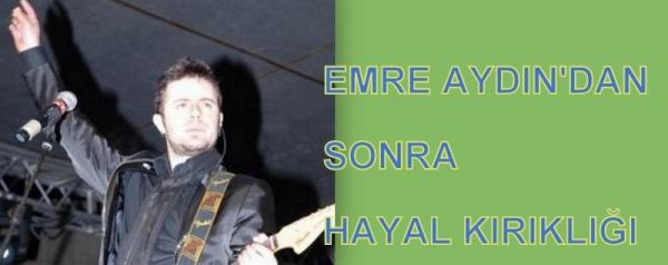 Uşak Üniversitesi Bahar Şenliklerinde Hayal Kırıklığı!