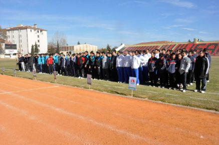 Uşak Üniversitesi Futbol Şölenine Ev Sahipliği Yapıyor...