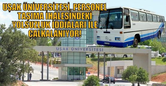 Uşak Üniversitesi'ndeki Şaibeli İhale İptal Edildi!