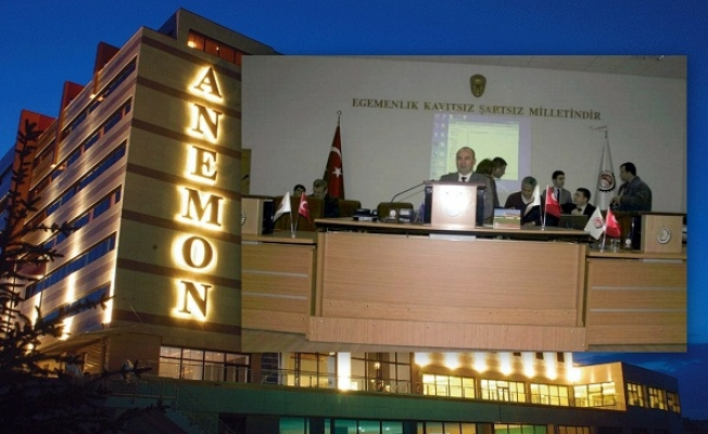 Uşak'a 5 Yıldızlı Anemon Oteli Yapımının Önü Açılıyor!