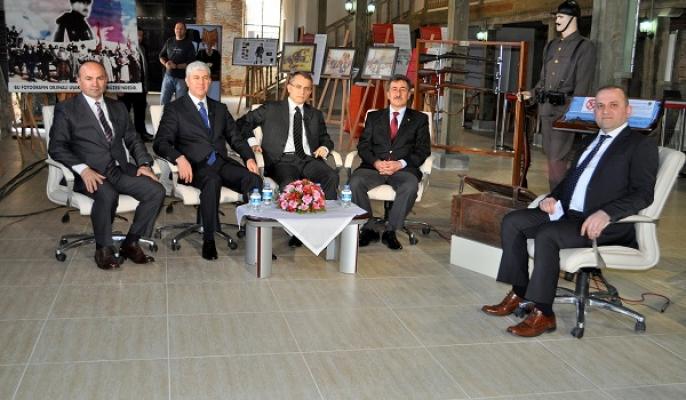 Uşak'ın Yöneticileri Bloomberg TV'de Konuştu