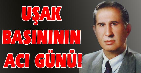 Uşaklı Gazeteci Coşkun Özler Hayatını Kaybetti!
