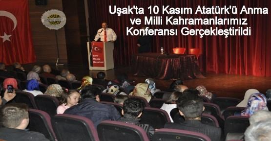 BTP Genel Başkan Yardımcısı Harun Göksel, Uşak'taki Konferansta Konuştu!