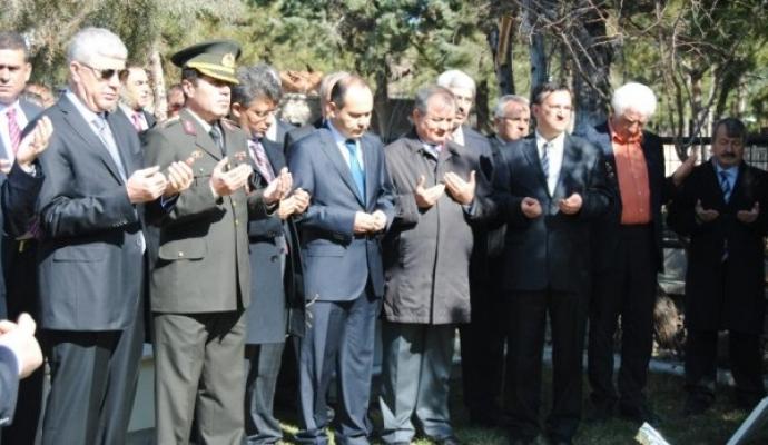 Uşak'ta 18 Mart Töreni Kapsamında Şehitlik Ziyareti Gerçekleştirildi