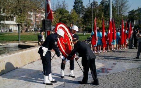 Uşakta 23 Nisan Ulusal Egemenlik ve Çocuk Bayramı Coşku ile Kutlanmaya Başlandı....