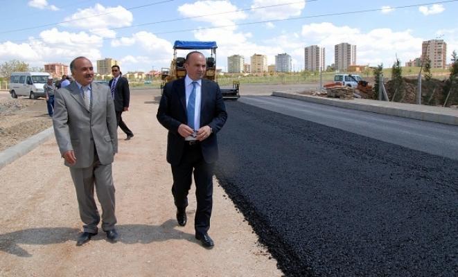 Uşak'ta 3 Yılda 20 Kilometre Yeni Yol Yapıldı!
