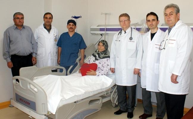 Uşak'taki İlk Kalp Tümörü Ameliyatıyla Yeniden Hayata Tutundu