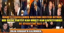 Bahçeli Şanlı Türk Ordusunun Zaferini mi Gölgelemek Derdinde?