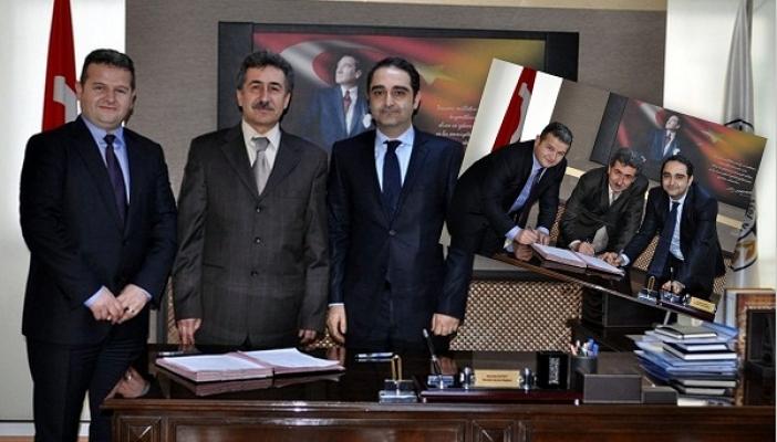 UTSO İle Türk Ekonomi Bankası Kredi Protokolü İmzalandı