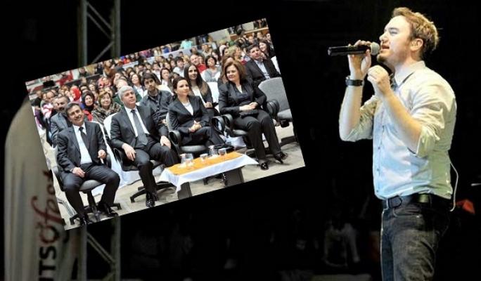 UTSOfest'in Kapanışı Muhteşem Mustafa Ceceli Konseri İle Gerçekleşti!