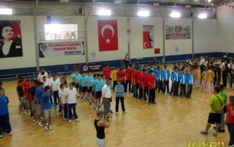 Varoşların Yıldızı Malkoçoğlu İlköğretim Okulu Türkiye Finallerinde..