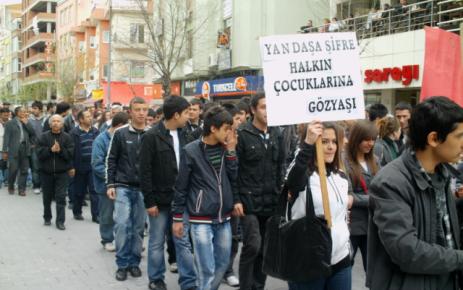 YGS'nin İptalini İsteyen Öğrenciler Eylem Yaptı!