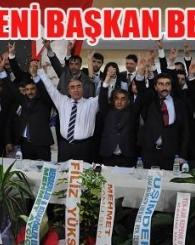 MHP'de İl Başkanlığı'na Ali Kurt Seçildi!