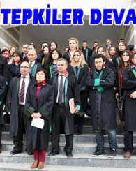 Uşak Barosu Avukatları Özgecan Cinayetini Kınadı!