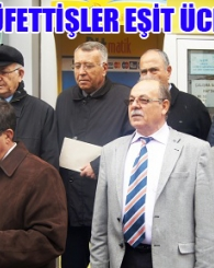 Uşaklı Maarif Müfettişleri Eşitlik İstiyor!